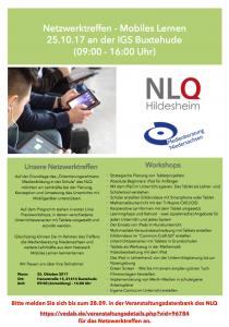 Netzwerktreffen Mobiles Lernen Buxtehude
